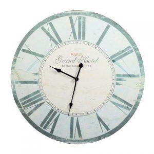 Prop Clock Blue X large cm