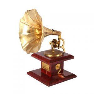 Prop Gramophone Mini