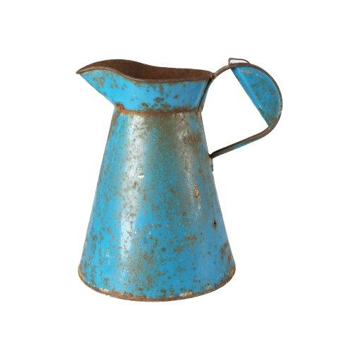 Prop Jug Blue Metal