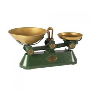 Prop Scales Green Salter Double