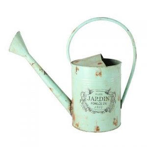 Prop Watering Can Green Jardin