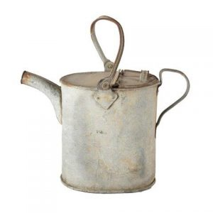 Prop Watering Can Grey Handle