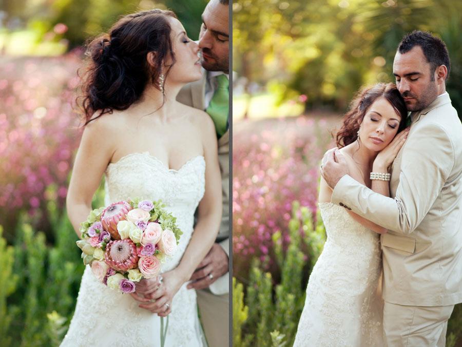 Romantic Wedding Bouquet Etiquette