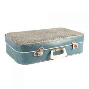 Suitcase Alice Blue Greyx