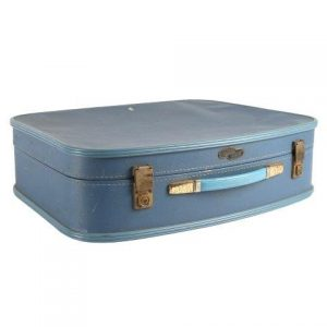 Suitcase Atlanta Blue Mediumx