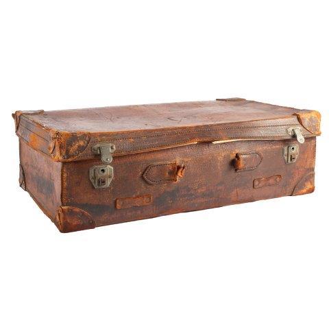 Suitcase GFR Brown