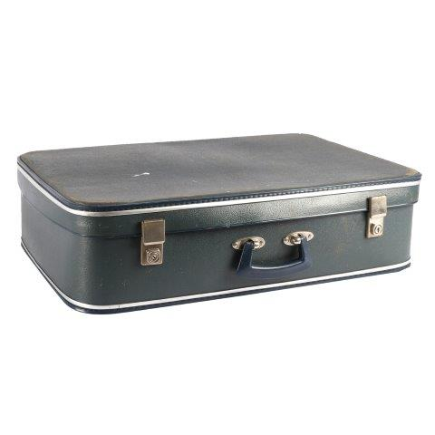 Suitcase Norma Blue Mediumx