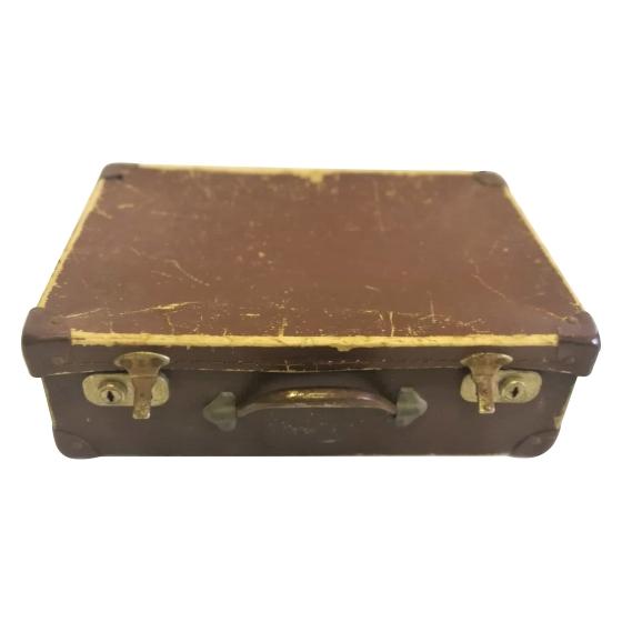Suitcase Romeo Brown Smallxcm