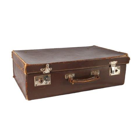Suitcase Wenhold Brownx