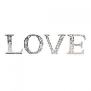 "WORDS ""LOVE"" Mirror"