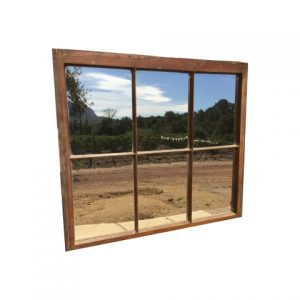 Window Mirror Frame  Pane cm cm