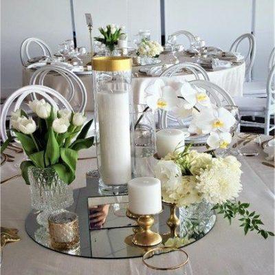 Floral Designs Elegant Dining