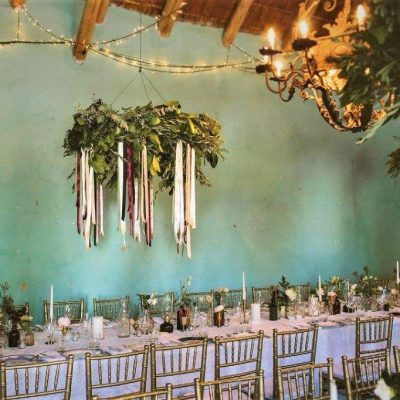 Floral Designs Hanging Decoration Floral Chandelier