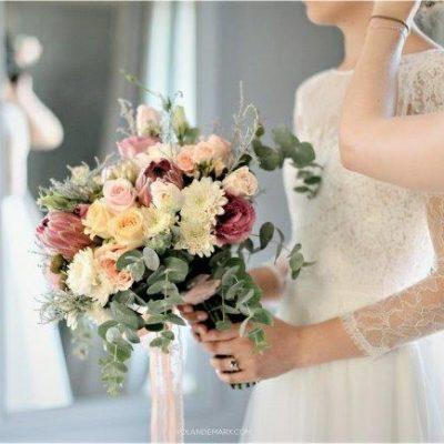 Floral Designs Soft Vintage Bouquets