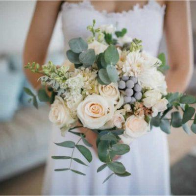 Floral Designs Vintage Bridal Bouquets