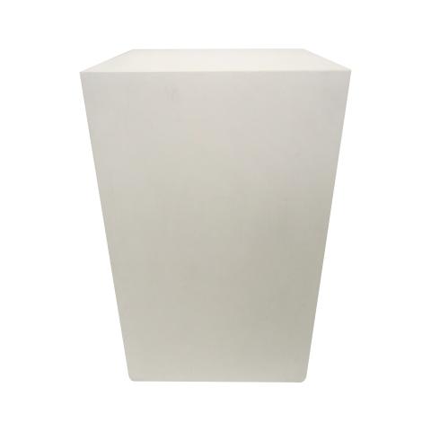 Furniture Plinth Stands White Medium