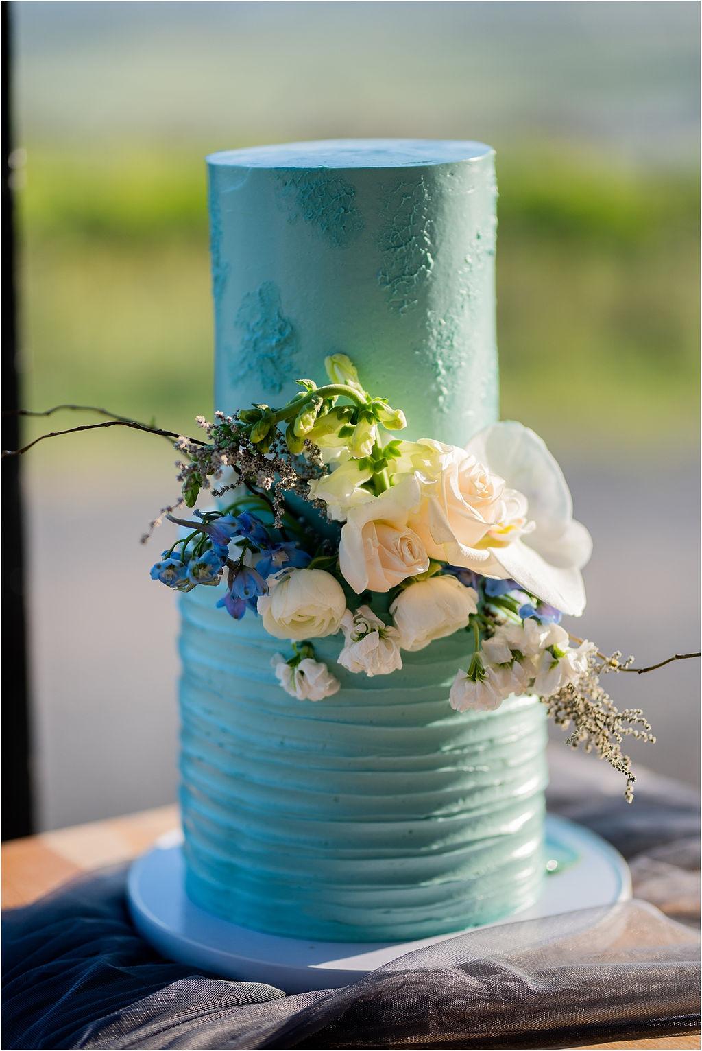 Bruidsgids Wedding Guide My Pretty Vintage Wedding Cake Events Wedding Decor by Gustav Klotz Photography